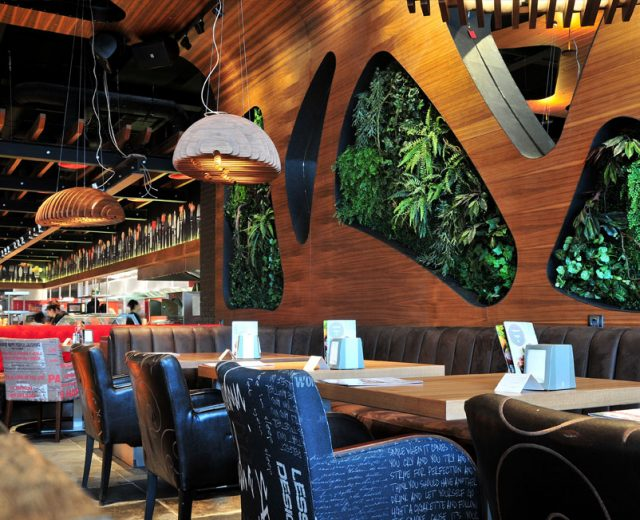 """Метална конструкция за новоизграждащия се ресторант - Happy Bar & Grill"""""""