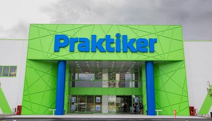 """Пристройки към съществуваща търговска сграда на """"Практикер"""" в гр. Русе"""