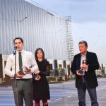 Нагарада на МСК за логистична сграда 2020